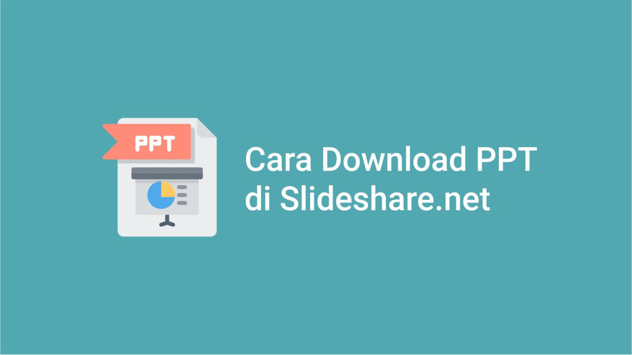 cara download ppt slideshare di android