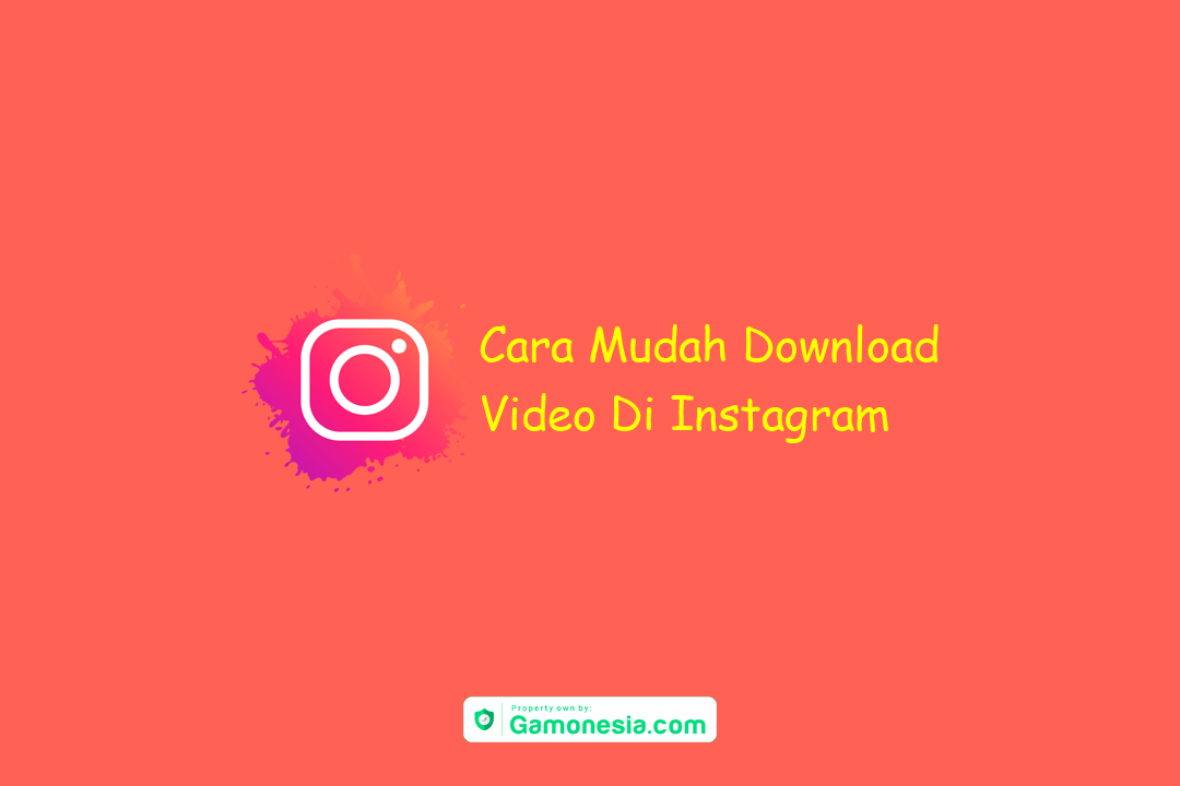 cara download video di instagram online