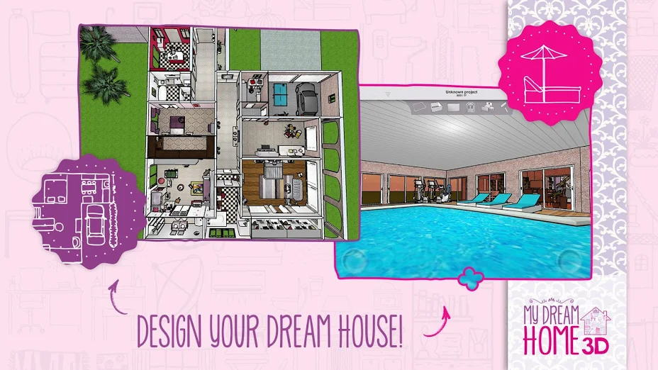 Aplikasi My Dream Home